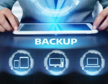 Backup and storage solution